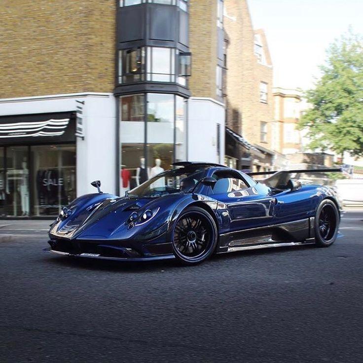 Pagani Zonda 760 Lh: 42941 Best Autos Images On Pinterest