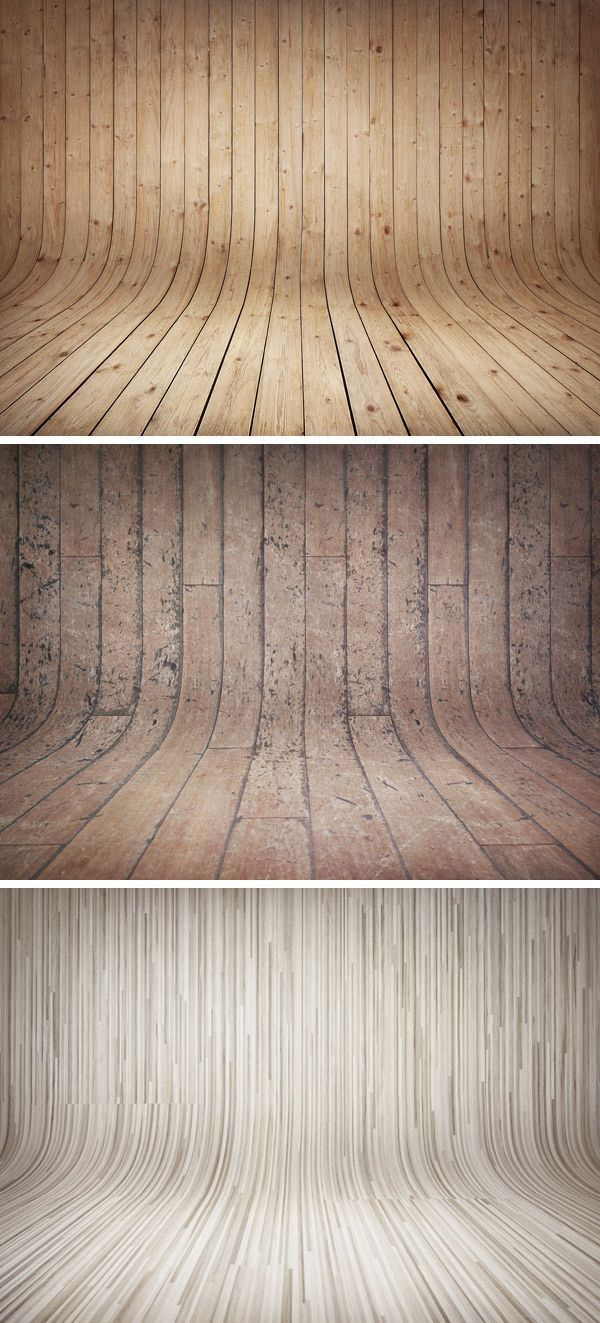 Free Curved Wooden Backgrounds