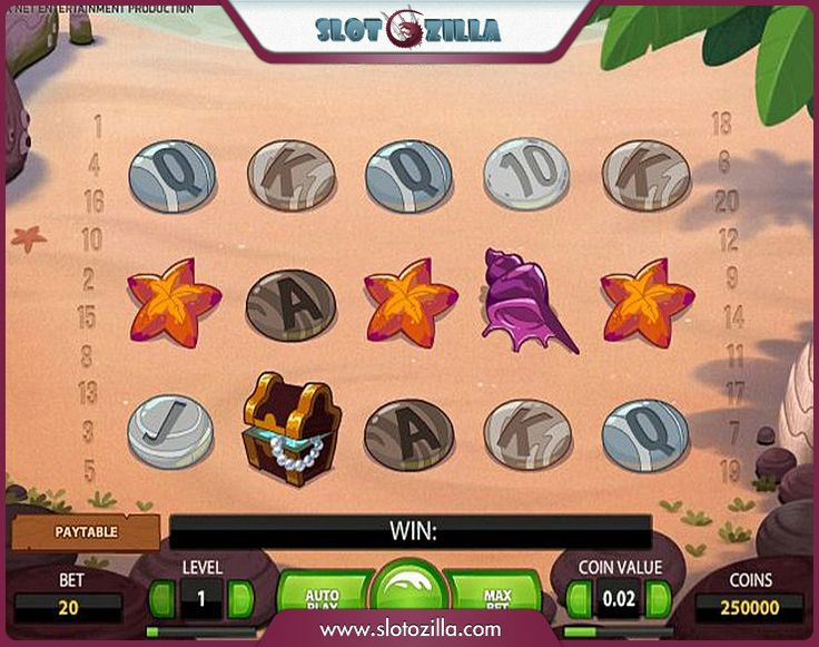 Beach free #slot_machine #game presented by www.Slotozilla.com - World's biggest source of #free_slots where you can play slots for fun, free of charge, instantly online (no download or registration required) . So, spin some reels at Slotozilla! Beach slots direct link: http://www.slotozilla.com/free-slots/beach
