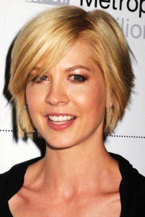 Fotos Kurzhaarfrisuren Für Feines Haar Und Ovales Gesicht Kurze