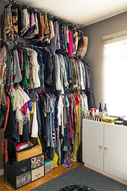 10 Stunning Open Closet Concepts For Advanced Residence
