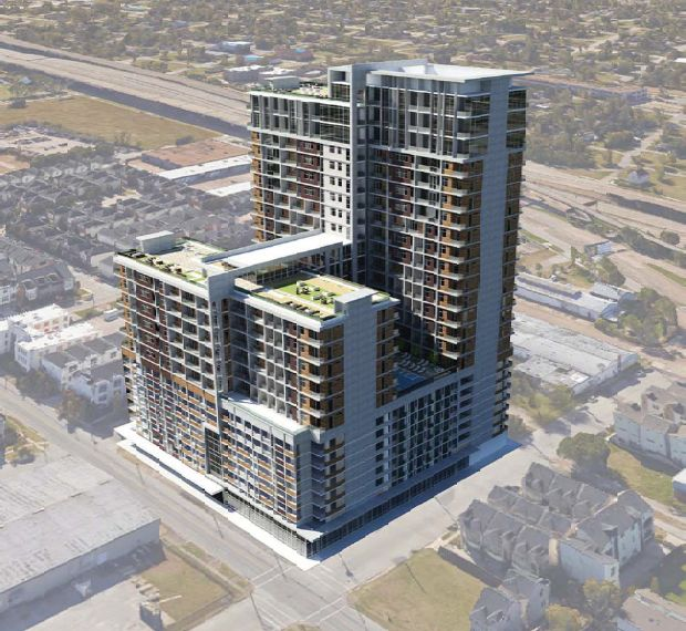Novel Creative Development to build micro-unit condos in East Downtown  Houston