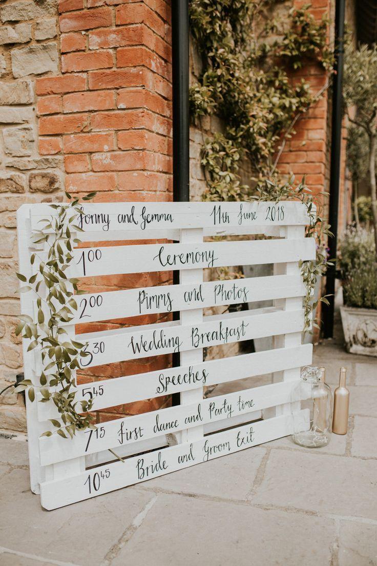 Millbridge Court, Surrey Wedding with DIY Decor, Foliage & Giant Balloons