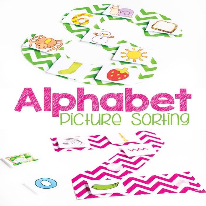 Work on beginning sounds with your new readers with these fun alphabet picture sorts. Black