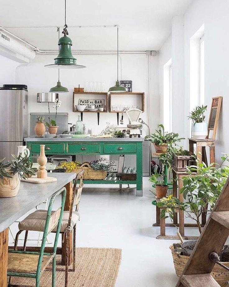 Wonderful 429 Best Kitchens (Boho Styles) Images On Pinterest | Beautiful Kitchens,  Bohemian House And Bohemian Kitchen