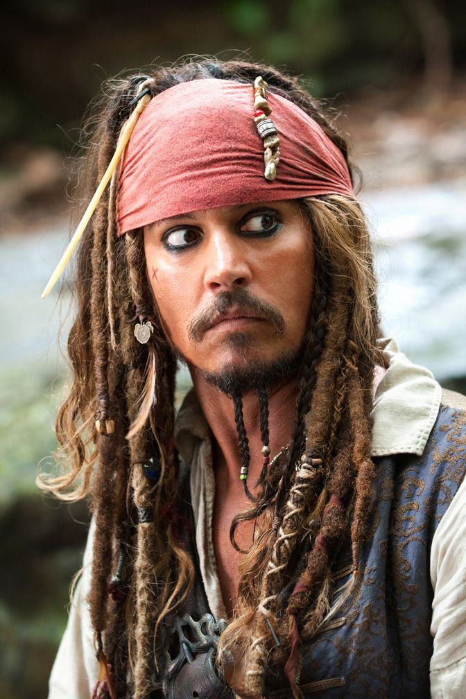 pirate+hairstyles+and+makeup | Pirates Of The Caribbean – Fremde Gezeiten
