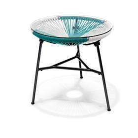 2-tone Acapulco Replica Side Table