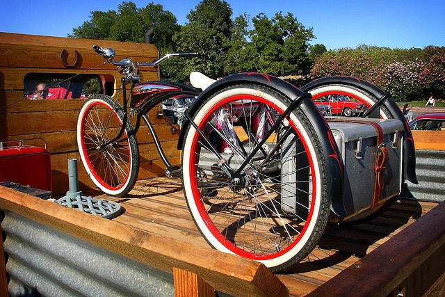 Custom Trike, This would look badass in the bed of a ratrod