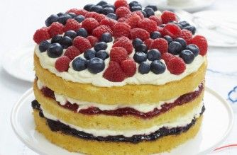 Jubilee cake - oh yes!