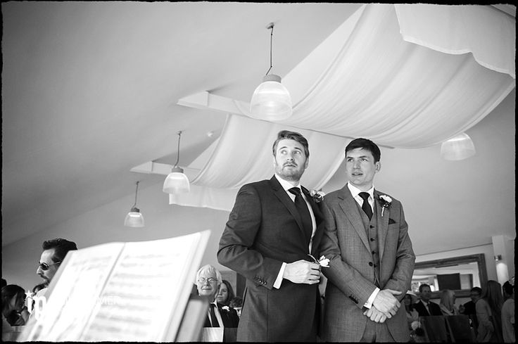 Weddings at Wasing Park Estate Berkshire - nervous groom and best man #wasingpark #weddings