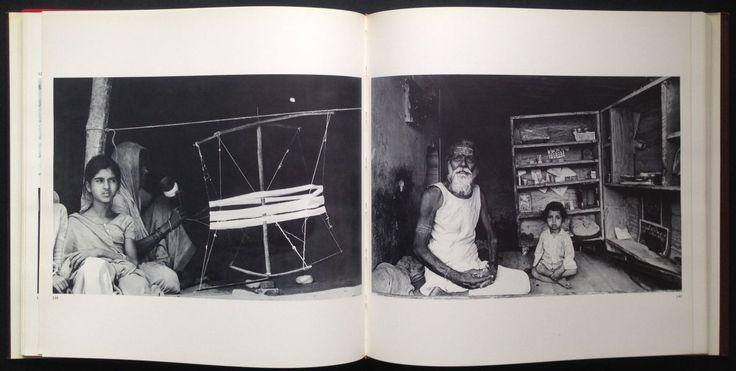 BERENGO GARDIN Gianni, India dei villaggi. Veniano,  Edizioni FotoSelex,  1980. 300 foto in bianco e nero e 38 a colori