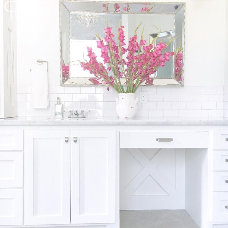 Pink And White Bathroom: 1000+ Ideas About Pink Bathroom Tiles On Pinterest