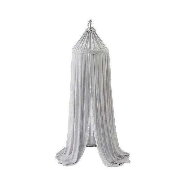 Jollein Voile Uni Grijs 230 cm Klamboe koop je bij babyuitzetonline.nl https://www.babyuitzetonline.nl/slapen-overige/klamboe-en-sluier