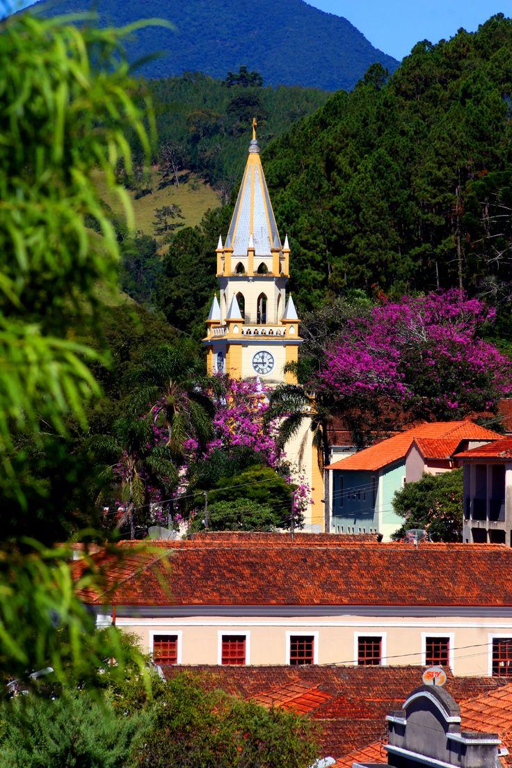 Igreja Matriz / Passa Quatro, MG - Copyright Christophe Marie