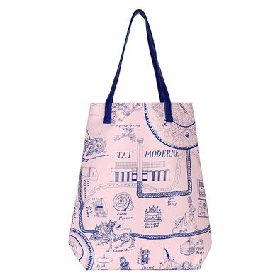 TATE LONDON- Grayson Perry bag