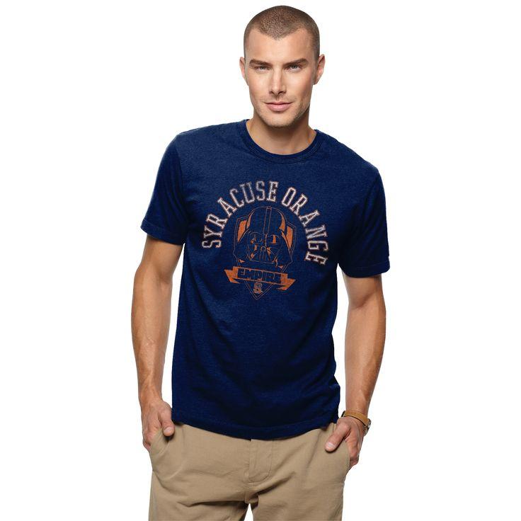 College Syracuse Orange Star Wars T-Shirt - Navy