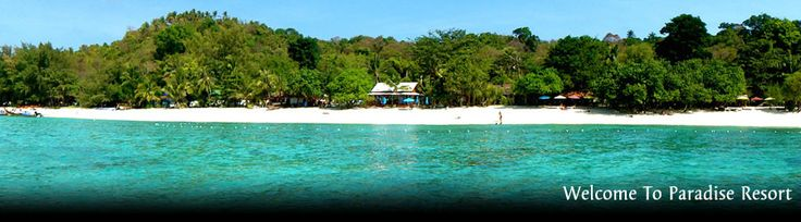 Paradise Resort Phi Phi Island Krabi Thailand