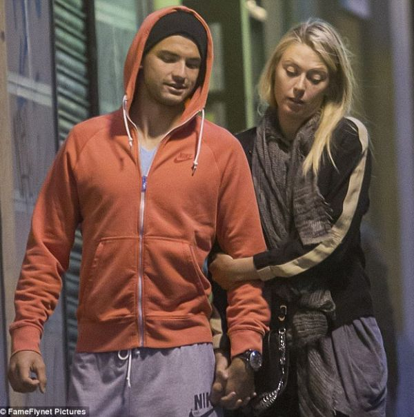 Maria Sharapova si Grigor Dimitrov