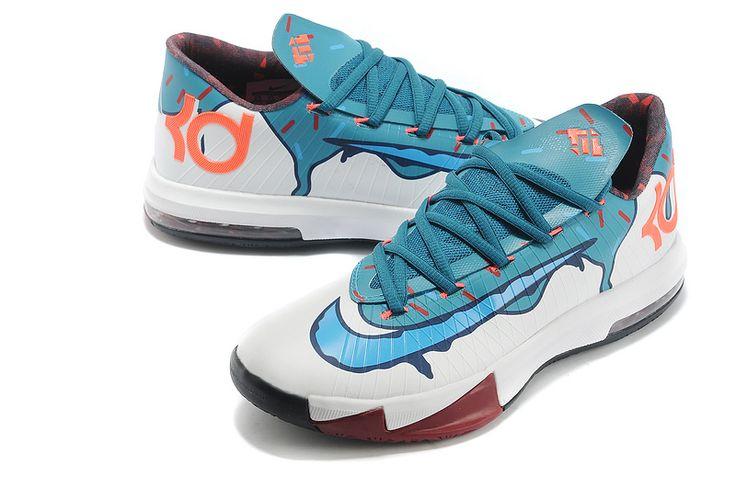 Nike KD 6 Ice Cream Custom for Sale Online $125.99