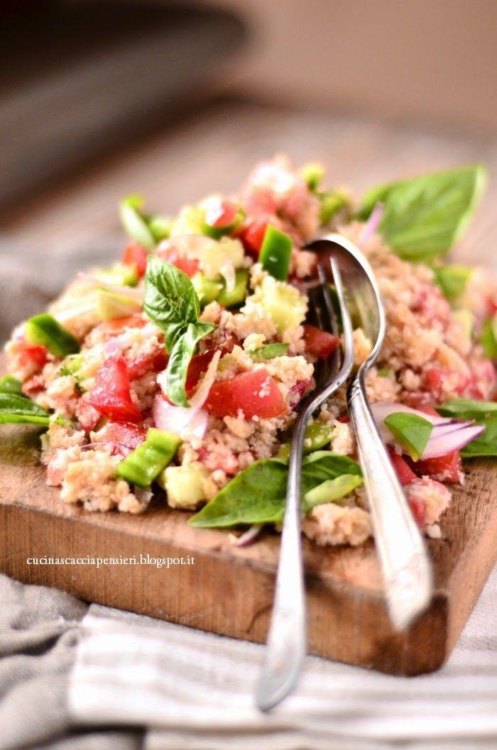La Panzanella | Cucina Scacciapensieri