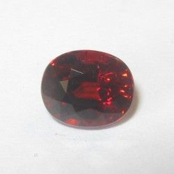 Garnet Pyrope Oval 1.53 carat