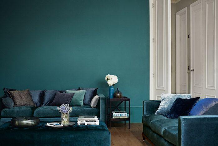 ▷ 1001 + conseils et idées comment adopter la couleur bleu ...