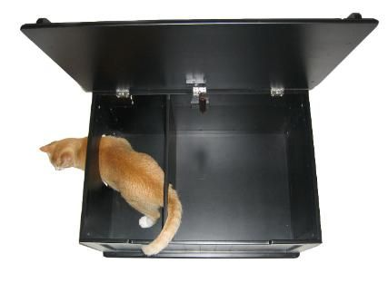 review designer catbox best litter box container southern contempory condoloft pinterest litter box boxes and cat boxes
