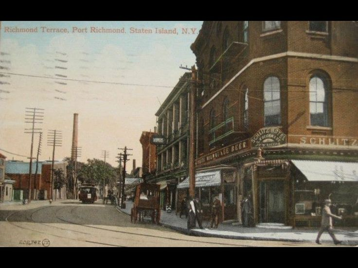 1000 images about old photos on pinterest vintage new for 1893 richmond terrace staten island ny 10302