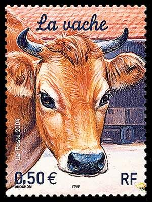 Herd of Cattle? Bulls, Cows and Calves on Stamps - Stamp Community Forum - Page 4