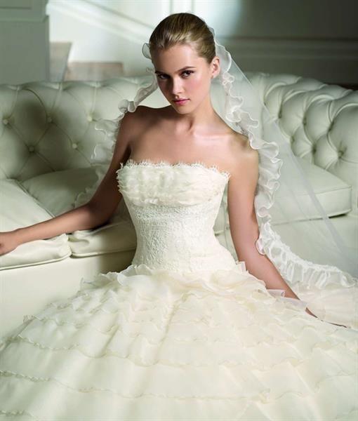 Заказать свадебное платье испания