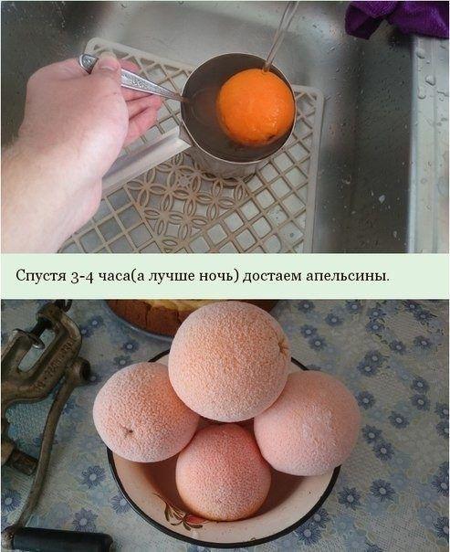 Как сделать 10 литров сока из пяти апельсинов? / Едальня