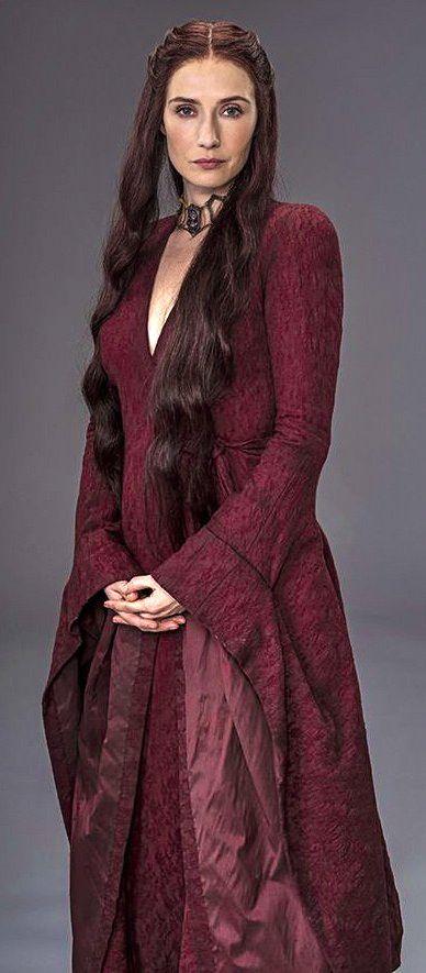 Carice van Houten as Melisandre of Asshaï