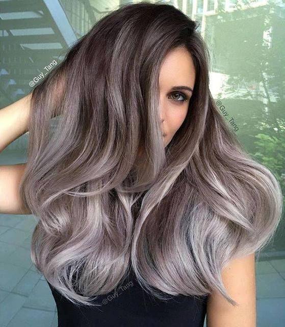 7e82a14a679c69a12f0a2b72b2e31dea ash hair gray hair