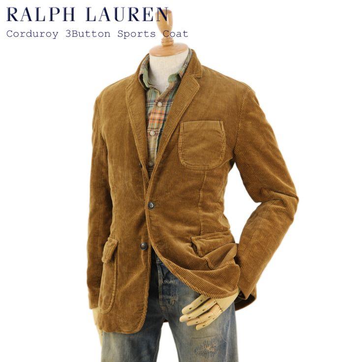 abjnuts | Rakuten Global Market: POLO by Ralph Lauren Men's Corduroy Jacket US polo Ralph Lauren corduroy jacket