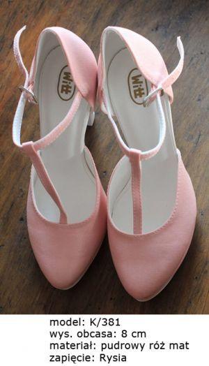 Kolorowe obuwie ślubne i kolorowe aplikacje - Obuwie buty ślubne Gniezno