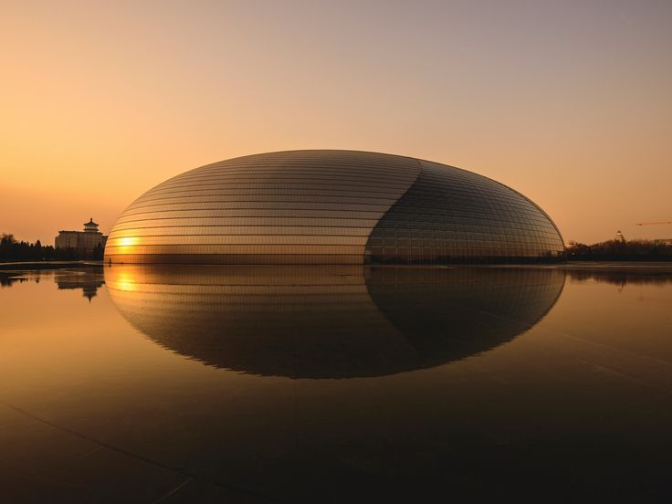 We rounded up the most striking new buildings across China.