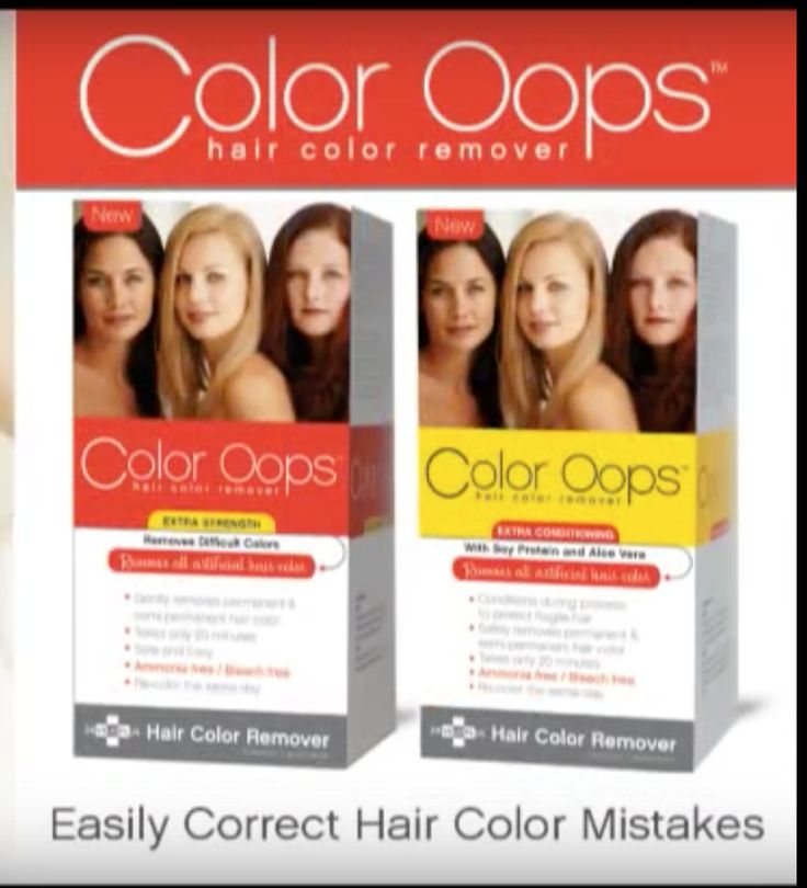 Color Oops is quite the phenomenon. Could it possibly take the place of a costly salon color correction? Read on for DIY hair color advice from Ask the Pro Stylist.