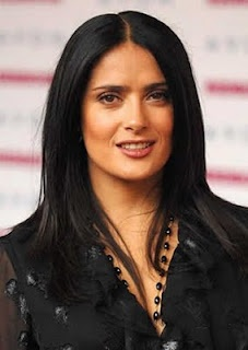 Salma Hayek:Celebrity saying no to cosmetic surger