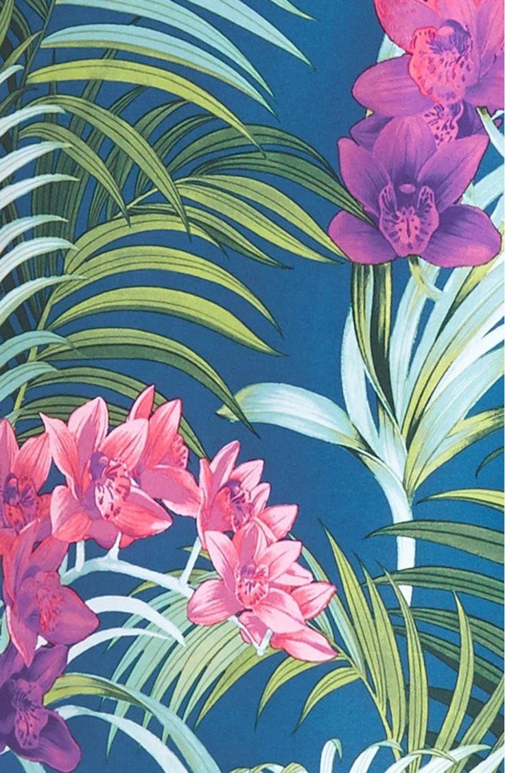 Main Image - Tommy Bahama Naples - Orchid Oasis Swim Trunks