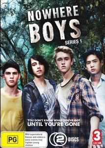 Nowhere Boys S1 DVD - $29.99