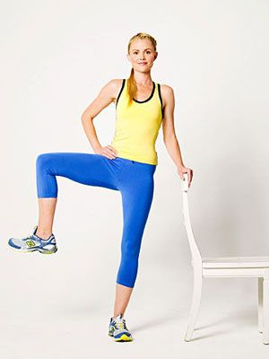 Do you have tight hips? Find out with this stretch test.