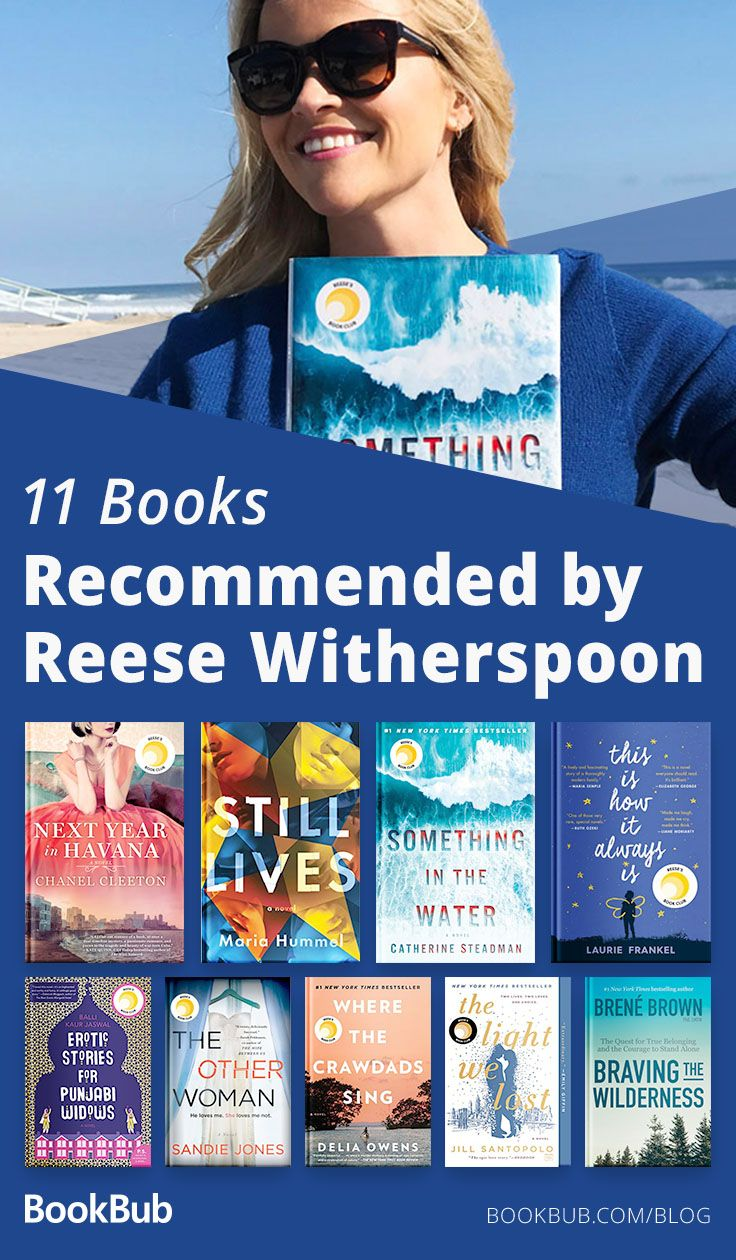 Here S What Reese Witherspoon S Book Club Read This Year Book Club Reads Reese Witherspoon Book Reese Witherspoon Book Club