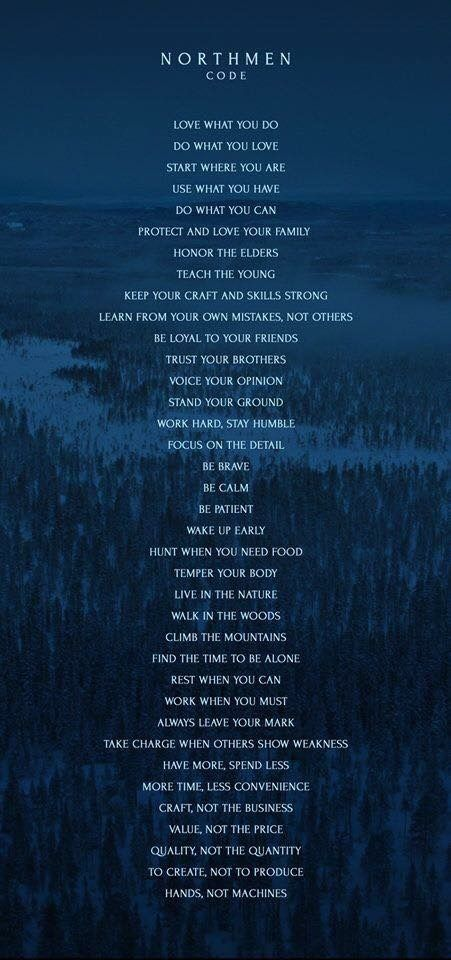 Code Of The Autrus Quotes Quotes Viking Quotes Asatru Classy Norse Quotes About Love