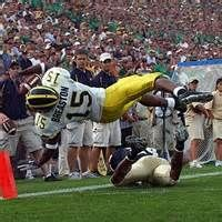 Steve Breaston michigan football - Bing Images