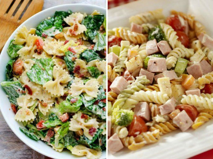 Recetas simples de pasta