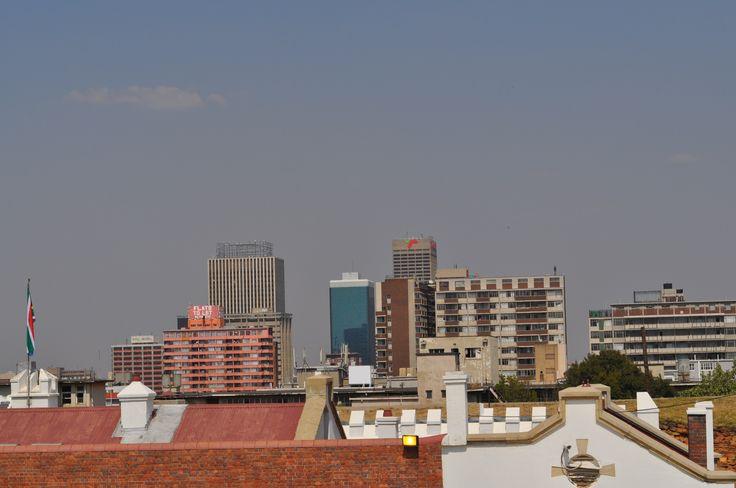 Heritage sites in Johannesburg