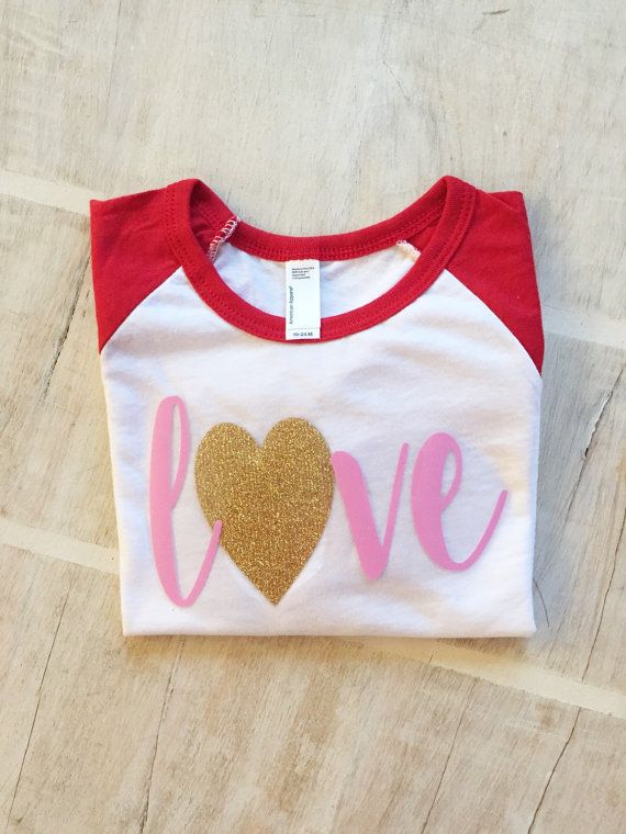 Items Similar To Girls Valentines Shirt   Valentines Shirt   Glitter Valentine  Shirt   Womens Valentine Shirt   Glitter Heart Shirt   Love Shirt On Etsy