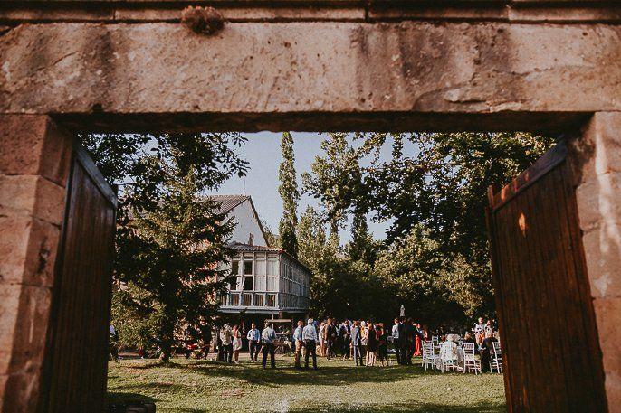 boda original cantabria finca privada fotografo de bodas Alberto Llamazares