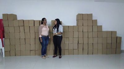 SENA entregó al Distrito de Riohacha 40 metros lineales de archivo de gestión
