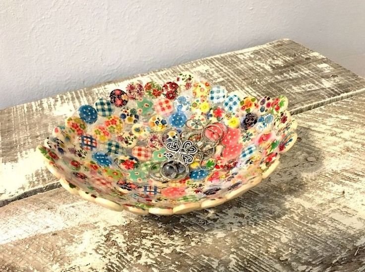 button dish, crafts, repurposing upcycling  So easy!!!!!